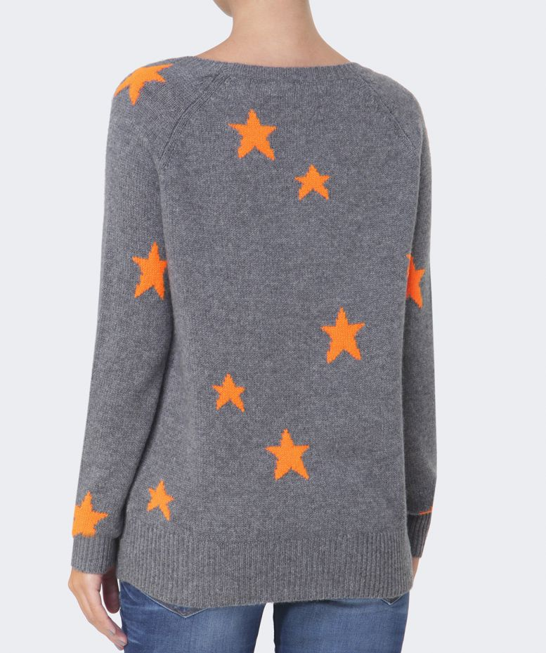 360 cashmere star sweater