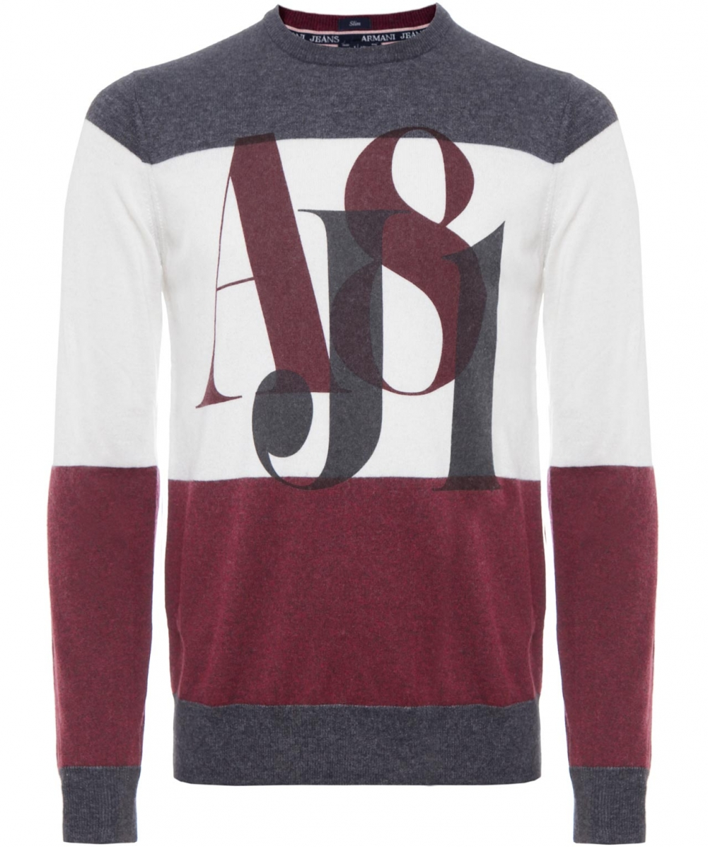 Crew Neck Sweater With Jeans /images/armani-jeans-crew-neck