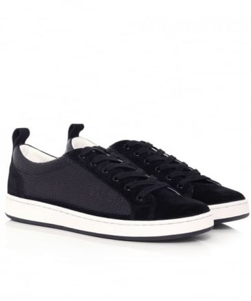 Suede & Leather Trainers