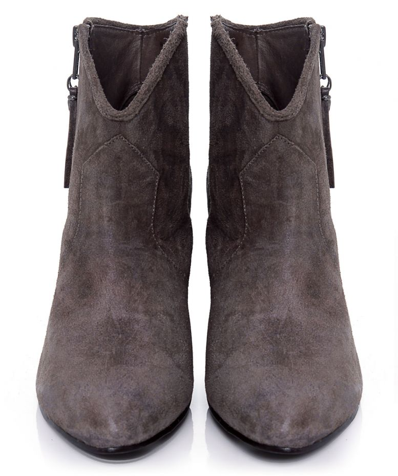 ash jess distressed suede boots available at jules b