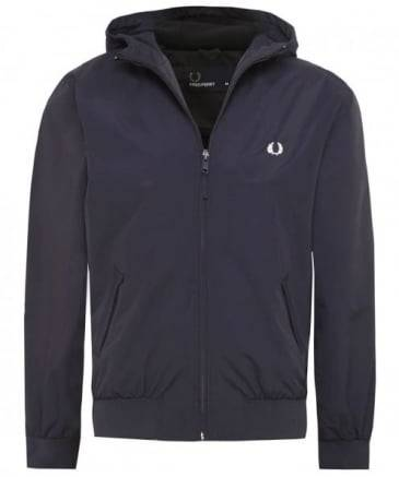 Fred Perry Navy Brentham Jacket-J100-608