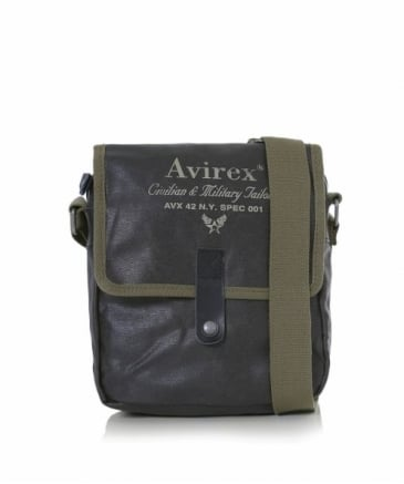 Leather Alifax Crossbody Bag