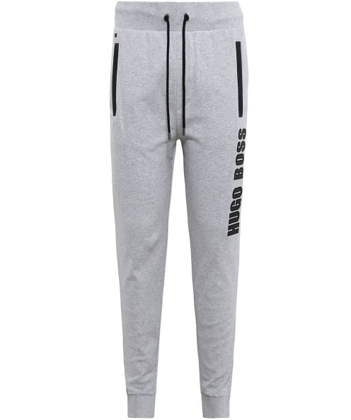 BOSS Cotton Cuffed Sweatpants