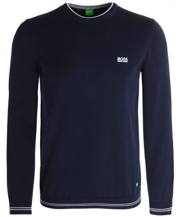 Crew Neck Rime_W17 Jumper