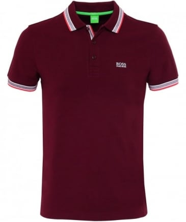 Regular Fit Tipped Paddy Polo Shirt
