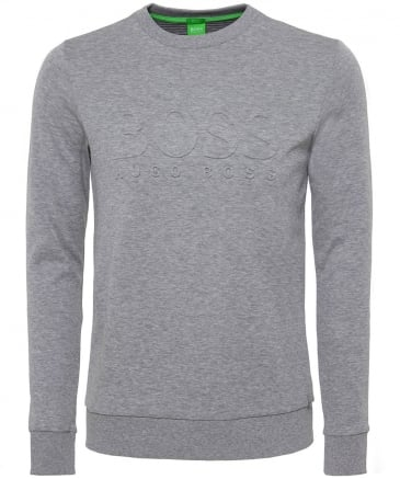 Slim Fit Jersey Salbo Sweatshirt