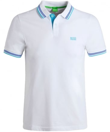 Tipped Paul Polo Shirt