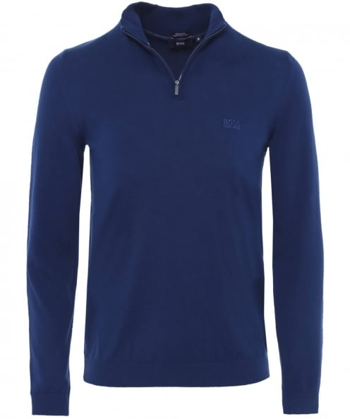 BOSS Half-Zip Igor Jumper