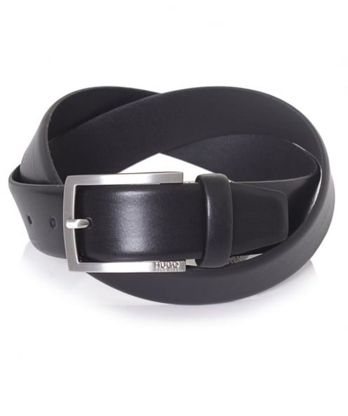 Leather C-Barney Belt