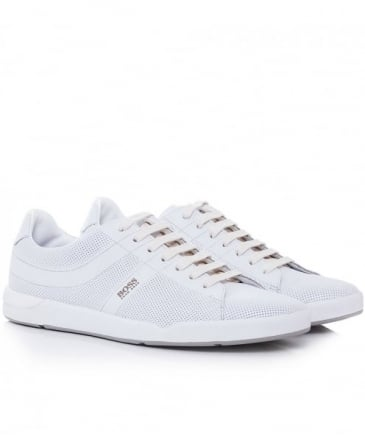 Leather Stillnes_Tenn_Itpf Trainers