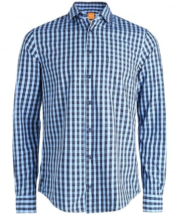 Slim Fit Epop Crossover Shirt