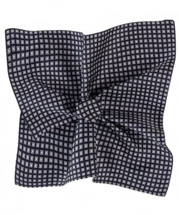 Patterned Pocket Square