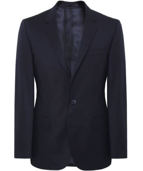 BOSS Slim Fit Hayes Wool Jacket