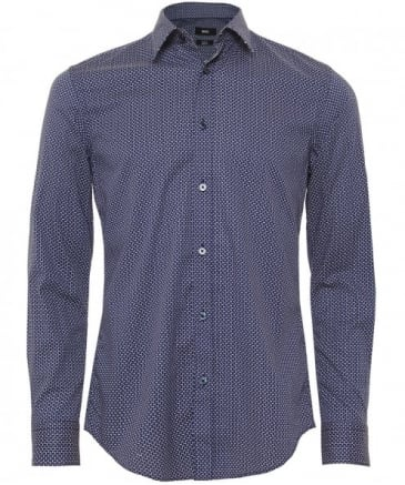 Slim Fit Ronni Printed Shirt