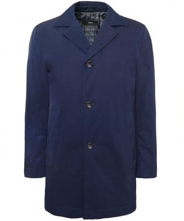 Water Repellent Padded Dais13 Coat