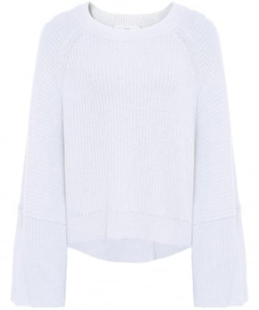 Chance Ribbed Wool Jumper