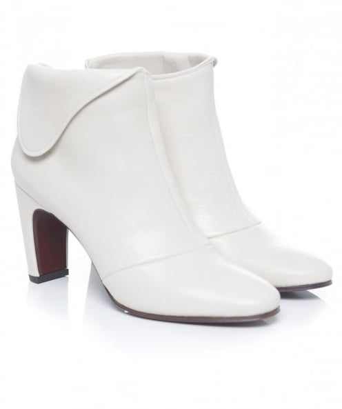 Chie Mihara Oyta Fold Over Ankle Boots