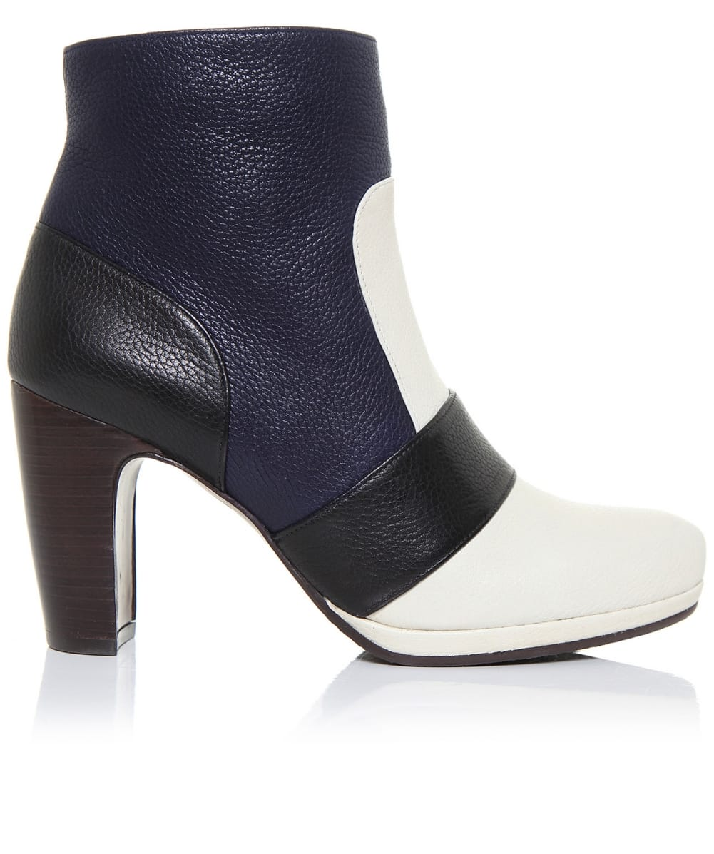 chie mihara multi vafare leather ankle boots jules b