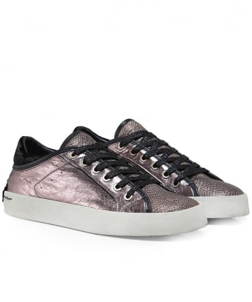 Faith Python Effect Low Top Trainers