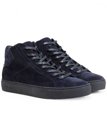 Suede High-Top Undercover Trainers