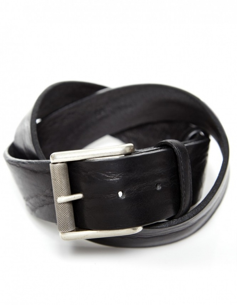 s elliot washed saddle leather belt available