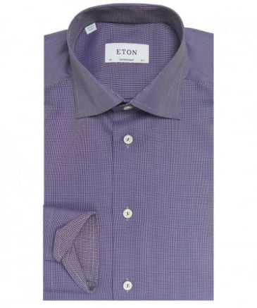 Contemporary Fit Cambridge Twill Shirt