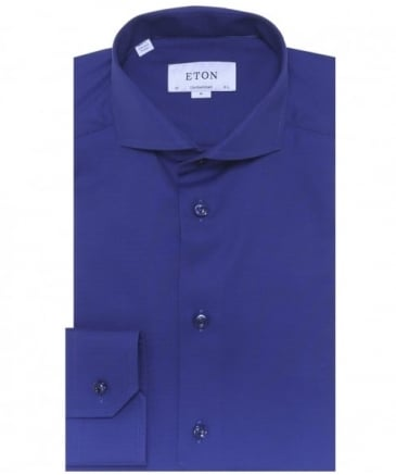 Contemporary Fit Signature Twill Textured Shirt
