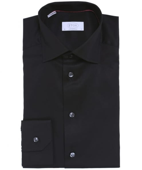 Contemporary Fit Solid Shirt