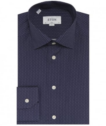 Slim Fit Brighton Poplin Shirt