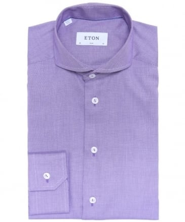 Slim Fit Cambridge Twill Shirt
