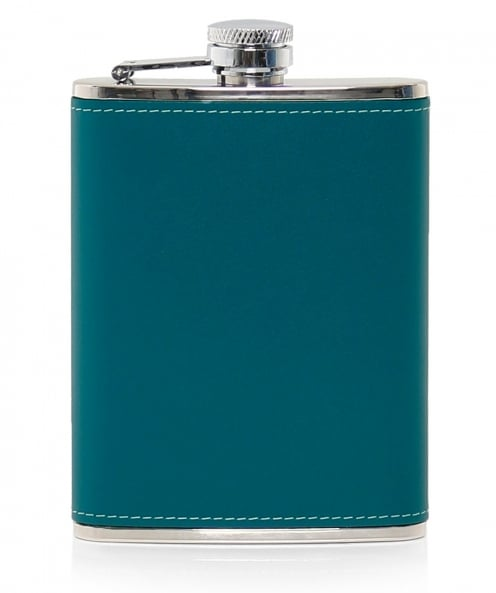 Ettinger Leather Bound 6oz Hip Flask