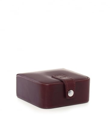 Leather Small Stud Box