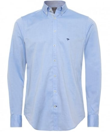 Cotton Summer Structure Shirt