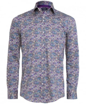 Paisley Distinct Shirt