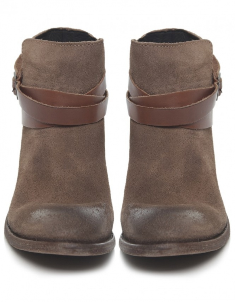 H by Hudson Horrigan Leather & Suede Boots   JULES B