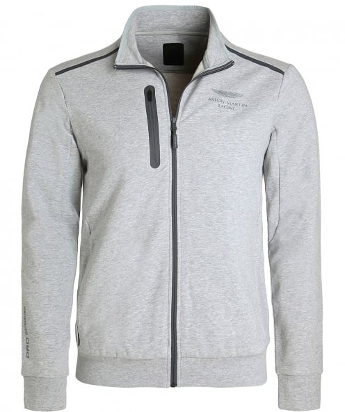 Hackett Zip-Through AMR Sweatshirt