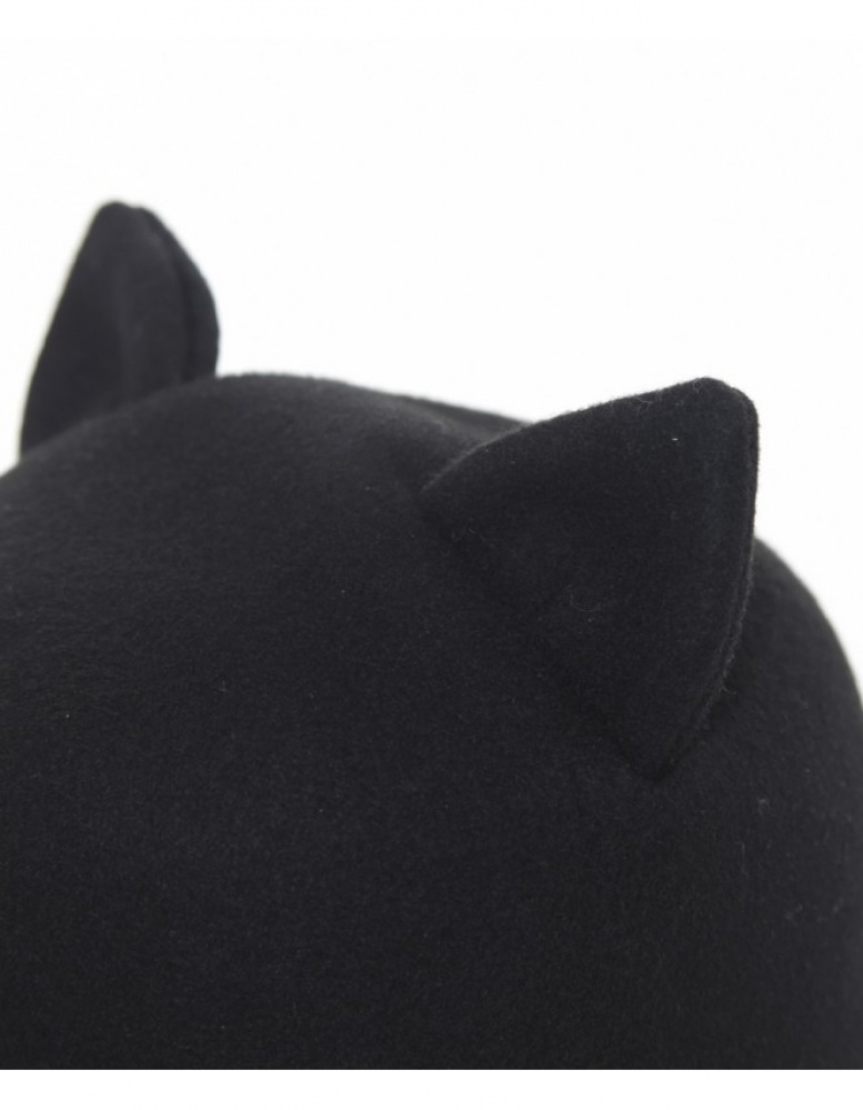 cat ear baseball cap ebay black ears image