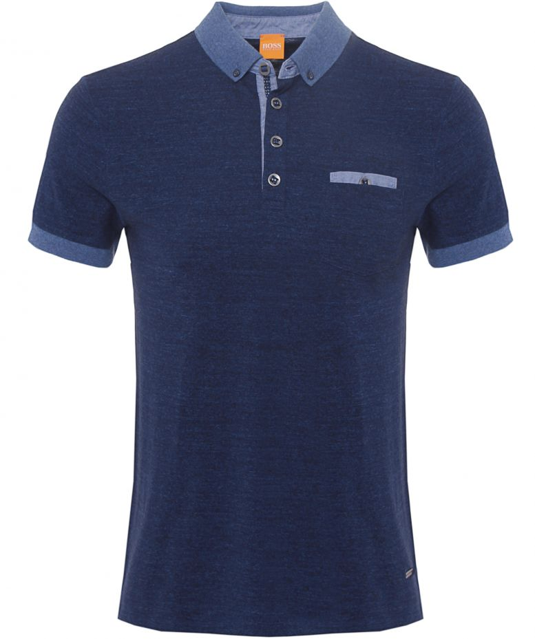 hugo boss polo shirt size guide