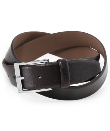 Leather C-Elloy_Sz35_ltgr Belt