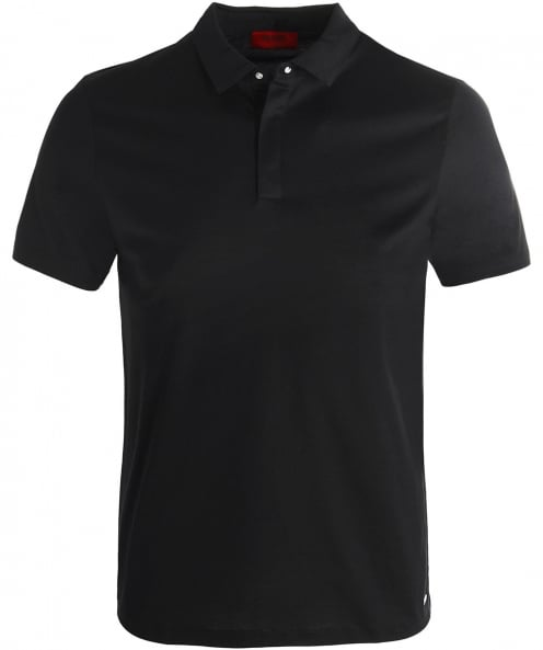 HUGO Mercerised Cotton Diffords Polo Shirt