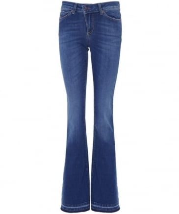 H.D. Flared Jeans