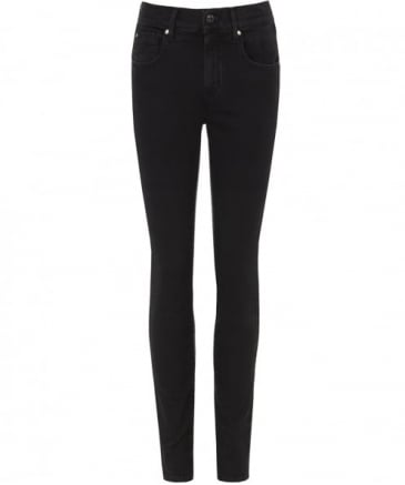 Mid Rise Kerily Skinny Jeans