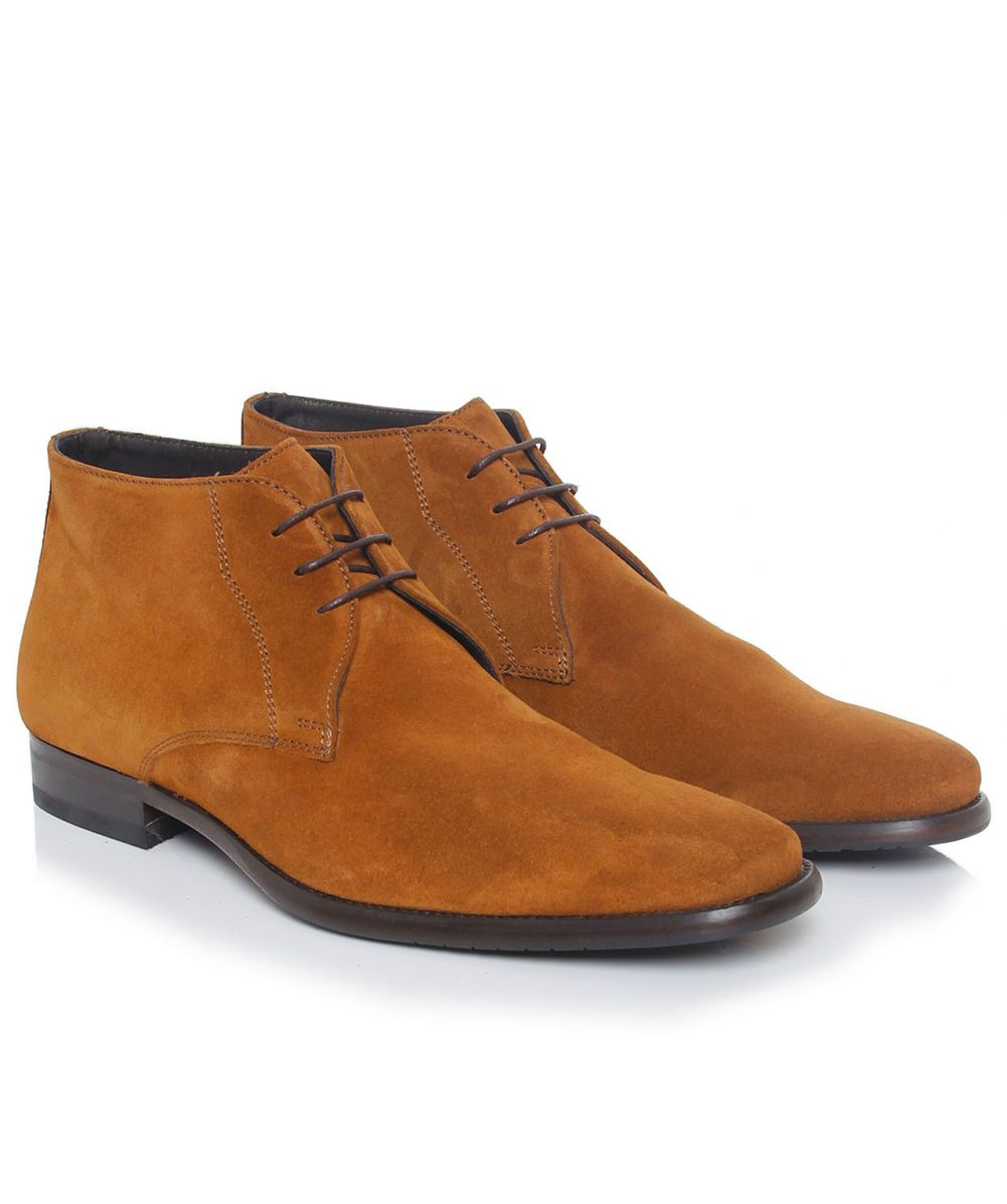 joss suede chukka boots available at jules b