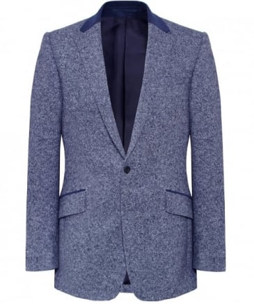Silk Blend Shelton Jacket