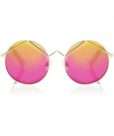 Wild Child Metal Sunglasses