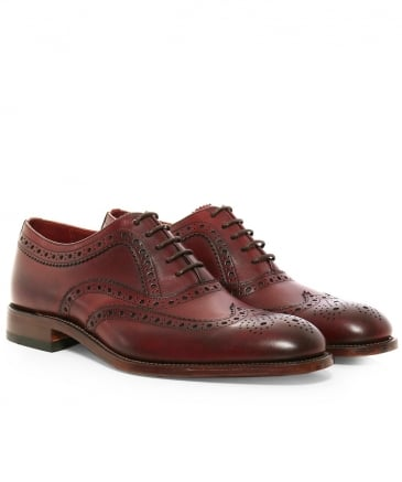 Calf Leather Fearnley Brogues
