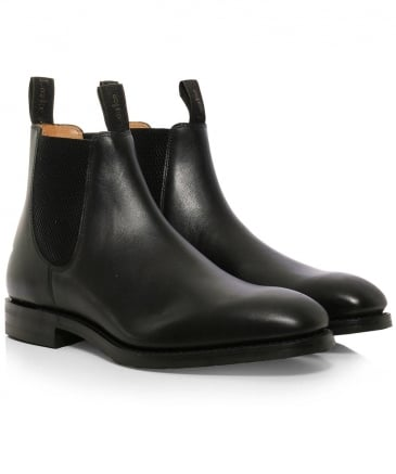 Leather Chatsworth Chelsea Boots