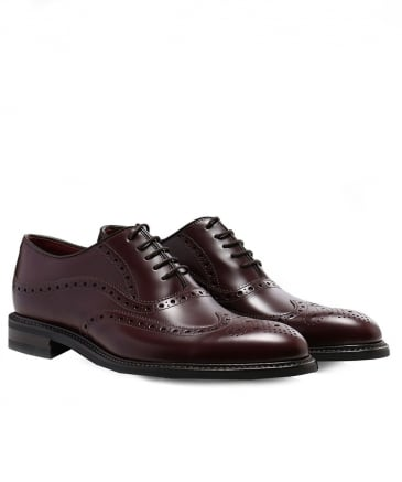 Leather Demon Oxford Brogues
