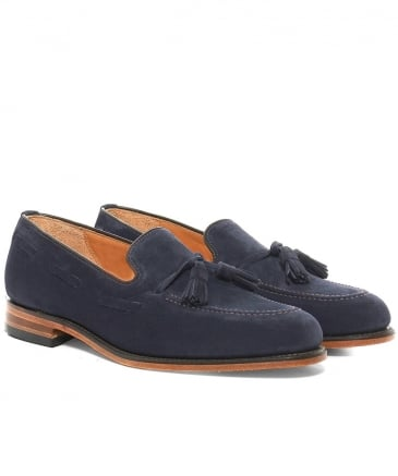 Polo Suede Lincoln Loafers