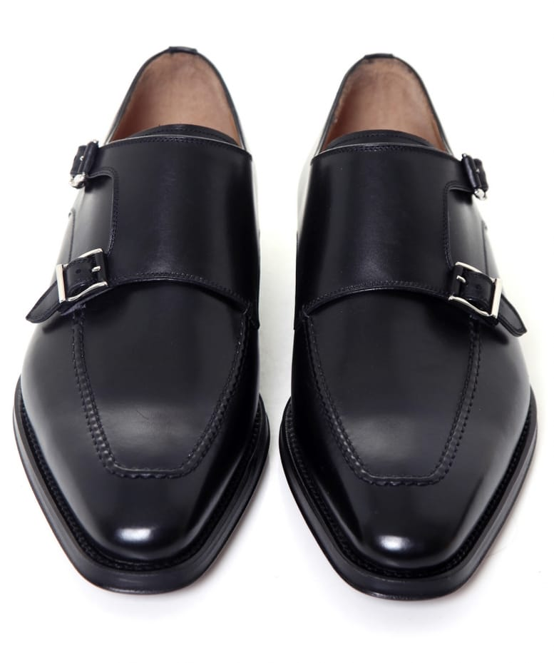 How to Wear Monk Strap Shoes for Men
